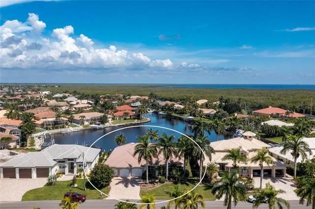 5012 Key Largo Drive, Punta Gorda, FL 33950 (MLS #C7446510) :: Griffin Group