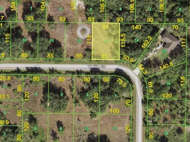 54 Vanilla Circle, Punta Gorda, FL 33982 (MLS #C7446512) :: Cartwright Realty