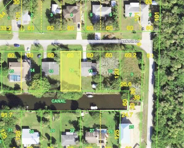 188 Danforth Drive, Port Charlotte, FL 33980 (MLS #C7446523) :: Bridge Realty Group