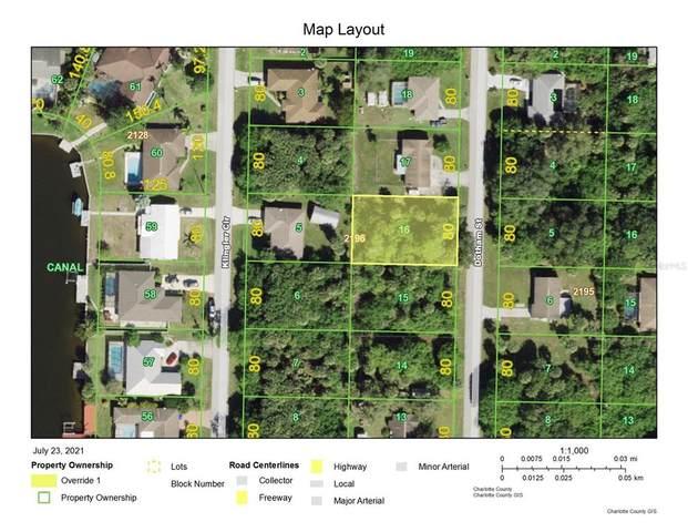 4091 Dotham Street, Port Charlotte, FL 33948 (MLS #C7446531) :: Bridge Realty Group