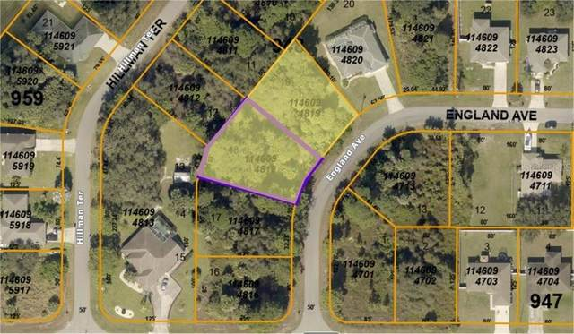 England Avenue, North Port, FL 34288 (MLS #C7446541) :: Keller Williams Realty Select