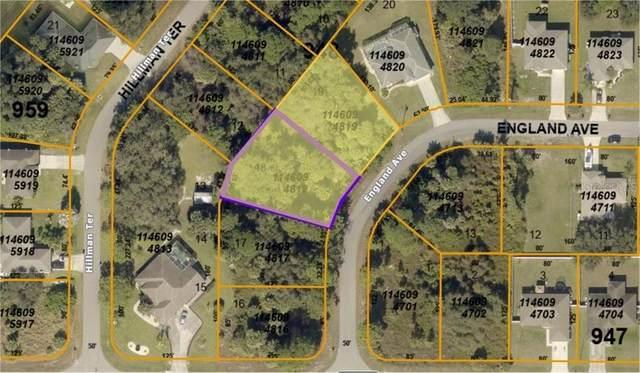 England Avenue, North Port, FL 34288 (MLS #C7446542) :: Keller Williams Realty Select