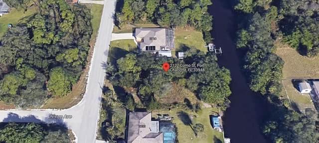 2122 Como Street, Port Charlotte, FL 33948 (MLS #C7446543) :: The Kardosh Team