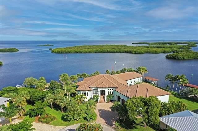 24056 Treasure Island Boulevard, Punta Gorda, FL 33955 (MLS #C7446589) :: Bustamante Real Estate