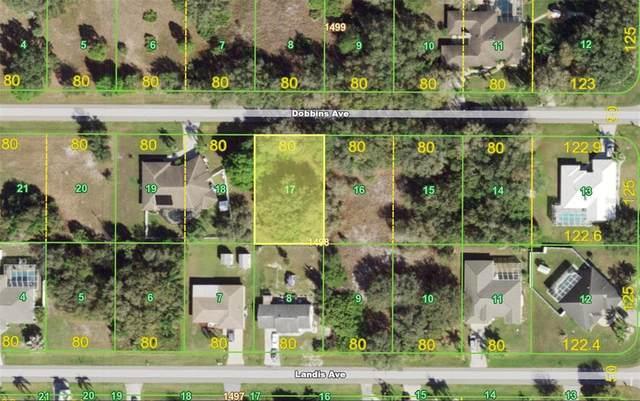 21499 Dobbins Avenue, Port Charlotte, FL 33954 (MLS #C7446590) :: Century 21 Professional Group