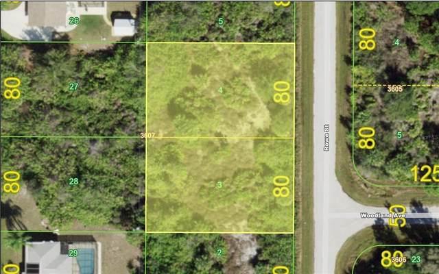 6215 Rowe Street, Englewood, FL 34224 (MLS #C7446596) :: Bustamante Real Estate
