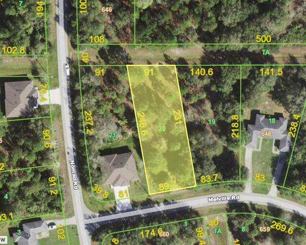 1048 Melville Road, Punta Gorda, FL 33983 (MLS #C7446602) :: Vacasa Real Estate