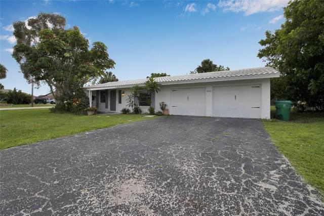 690 Ennis Terrace NW, Port Charlotte, FL 33952 (MLS #C7446613) :: Bob Paulson with Vylla Home
