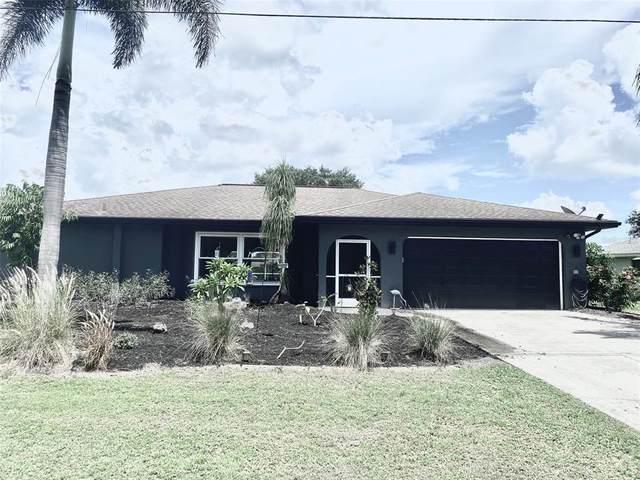 1496 Kedron Lane, Punta Gorda, FL 33983 (MLS #C7446634) :: Bob Paulson with Vylla Home