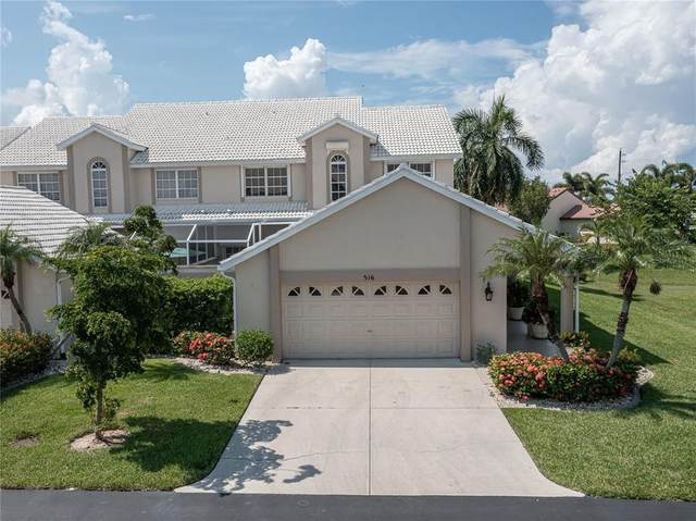 3800 Bal Harbor Boulevard #516, Punta Gorda, FL 33950 (MLS #C7446641) :: Bustamante Real Estate