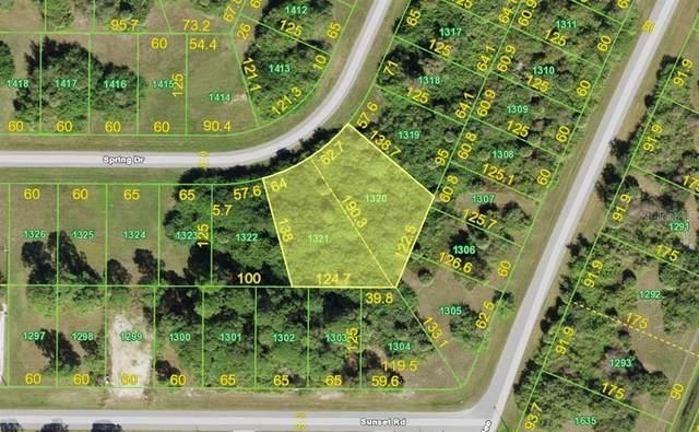 176 Spring Drive, Rotonda West, FL 33947 (MLS #C7446655) :: The BRC Group, LLC