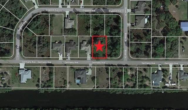 Lot 6 Germany Avenue, North Port, FL 34288 (MLS #C7446681) :: Prestige Home Realty