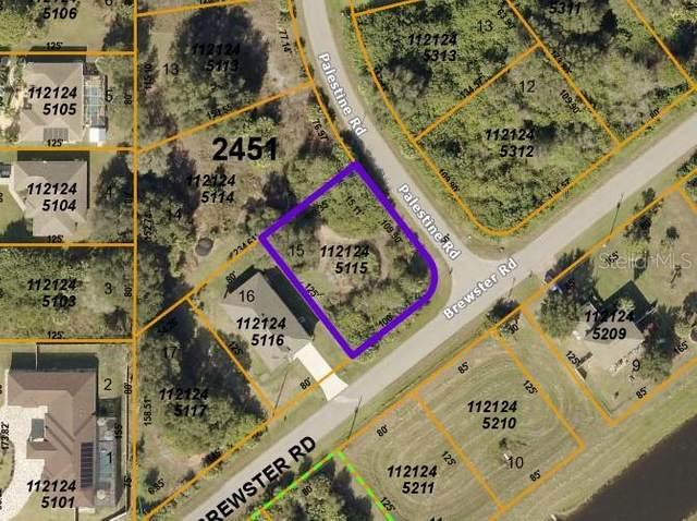 Palestine Road, North Port, FL 34288 (MLS #C7446692) :: Prestige Home Realty