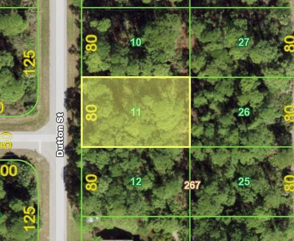 3172 Dutton Street, Port Charlotte, FL 33948 (MLS #C7446699) :: Zarghami Group
