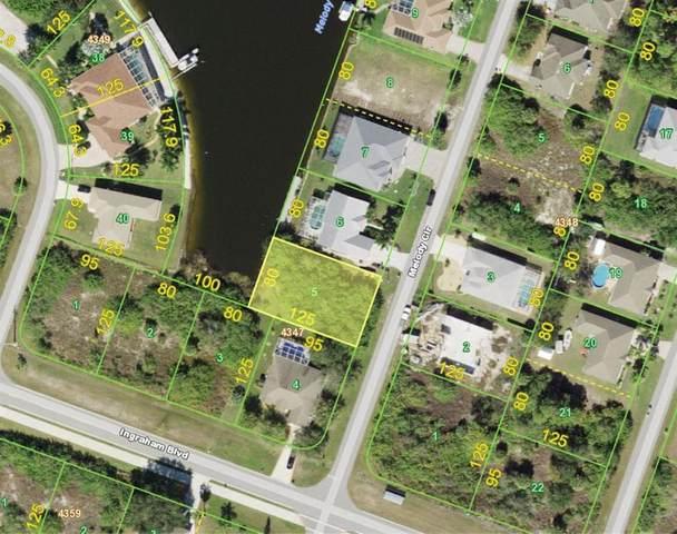 9110 Melody Circle, Port Charlotte, FL 33981 (MLS #C7446730) :: Godwin Realty Group