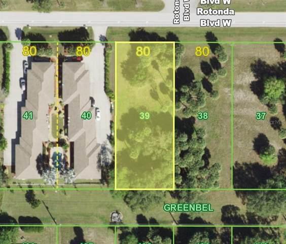 223 Rotonda Boulevard W, Rotonda West, FL 33947 (MLS #C7446741) :: RE/MAX Elite Realty