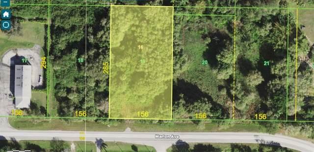 25550 Marion Avenue, Punta Gorda, FL 33950 (MLS #C7446756) :: The Hustle and Heart Group