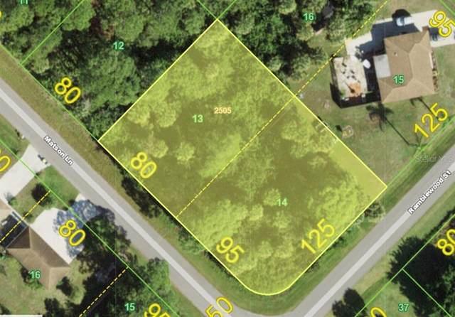 500 Matson Lane, Port Charlotte, FL 33953 (MLS #C7446771) :: The Paxton Group