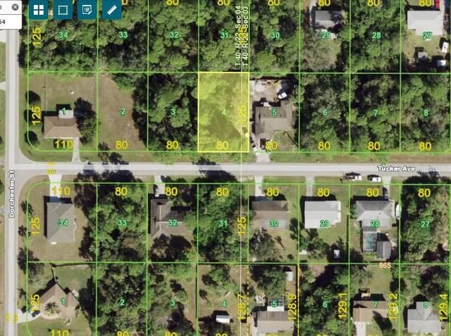21024 Tucker Avenue, Port Charlotte, FL 33954 (MLS #C7446782) :: The Robertson Real Estate Group