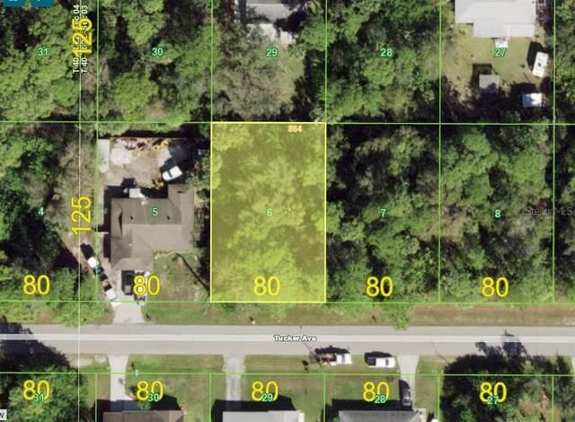 21032 Tucker Avenue, Port Charlotte, FL 33954 (MLS #C7446785) :: Globalwide Realty