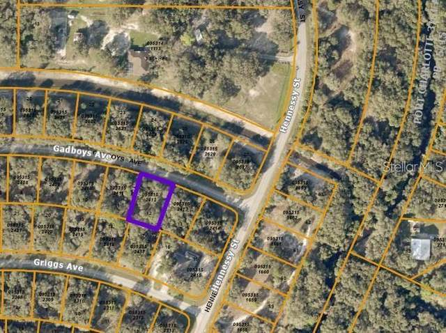 Gadboys Avenue, North Port, FL 34291 (MLS #C7446814) :: CARE - Calhoun & Associates Real Estate