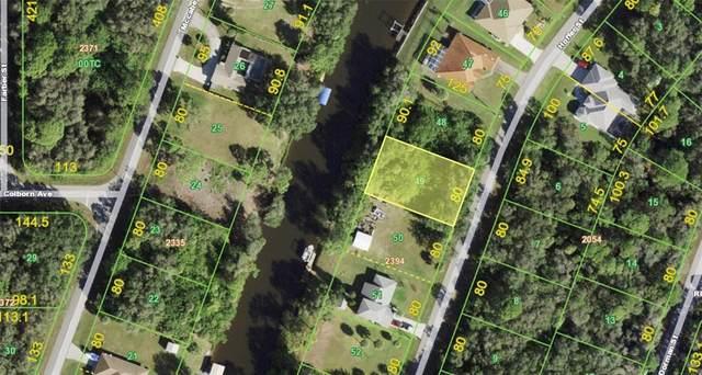 401 Hoffer Street, Port Charlotte, FL 33953 (MLS #C7446816) :: Premium Properties Real Estate Services