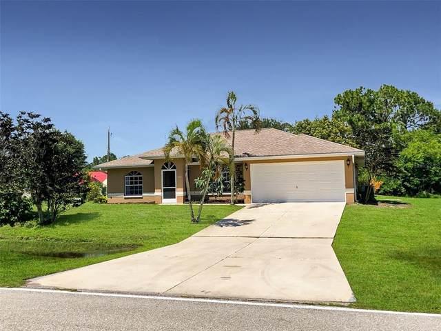 5424 Gillot Boulevard, Port Charlotte, FL 33981 (MLS #C7446831) :: EXIT King Realty