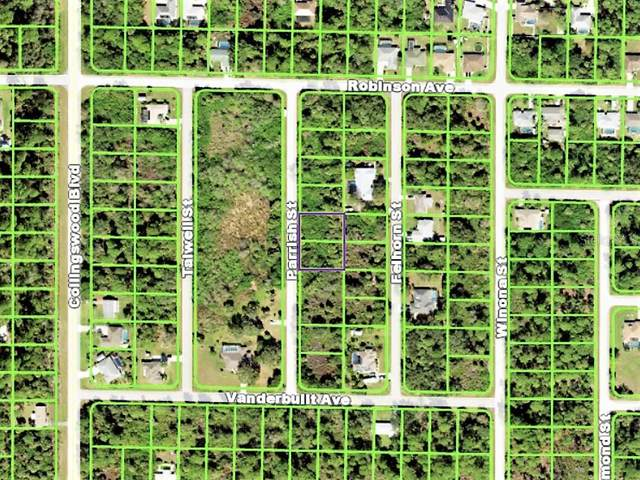 4072 and 4080 Parrish Street, Port Charlotte, FL 33948 (MLS #C7446838) :: Everlane Realty