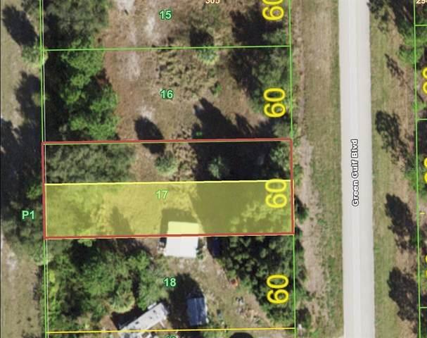 13333 Green Gulf Boulevard, Punta Gorda, FL 33955 (MLS #C7446859) :: The Posada Group at Keller Williams Elite Partners III