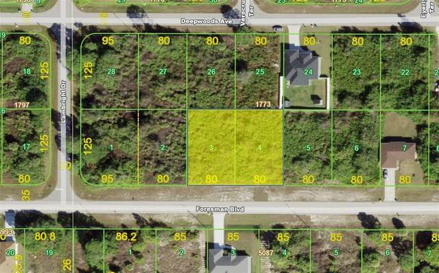 13024 and 13032 Foresman Boulevard, Port Charlotte, FL 33981 (MLS #C7446890) :: Cartwright Realty