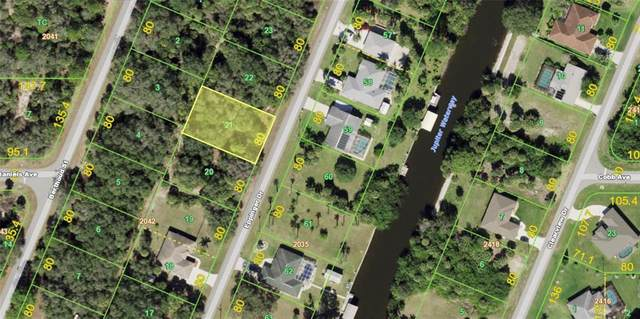 487 Eppinger Drive, Port Charlotte, FL 33953 (MLS #C7446903) :: EXIT King Realty