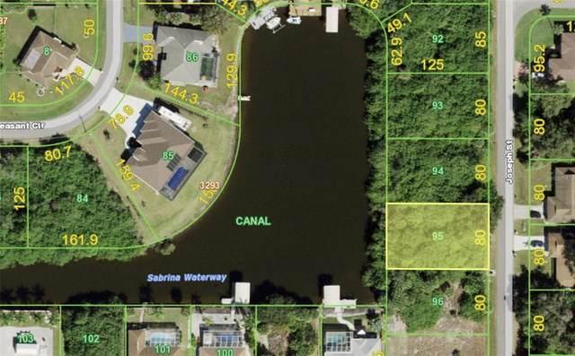 4185 Joseph Street, Port Charlotte, FL 33948 (MLS #C7446915) :: Everlane Realty