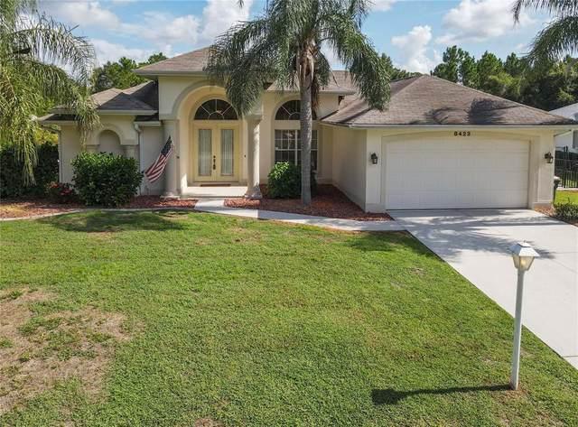 8423 Sawyer Circle, North Port, FL 34288 (MLS #C7446918) :: Lockhart & Walseth Team, Realtors