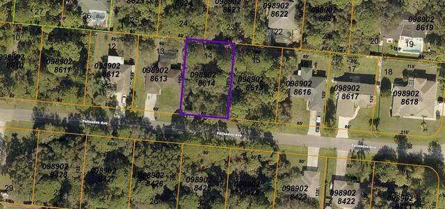 Palisades Avenue, North Port, FL 34287 (MLS #C7446973) :: Lockhart & Walseth Team, Realtors