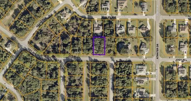 Jody Avenue, North Port, FL 34288 (MLS #C7446979) :: Gate Arty & the Group - Keller Williams Realty Smart