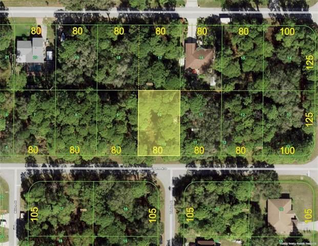 17220 Eugene Avenue, Port Charlotte, FL 33954 (MLS #C7447041) :: Gate Arty & the Group - Keller Williams Realty Smart