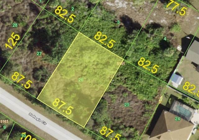 7384 St Regis Circle, Port Charlotte, FL 33981 (MLS #C7447050) :: Everlane Realty