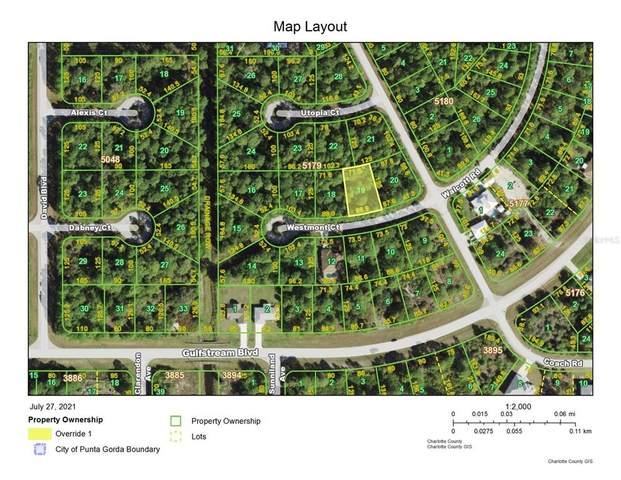 12356 Westmont Court, Port Charlotte, FL 33981 (MLS #C7447054) :: CENTURY 21 OneBlue