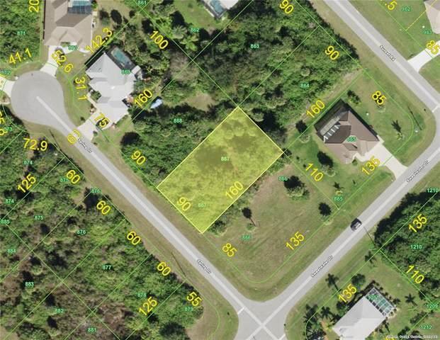 112 Spring Drive, Rotonda West, FL 33947 (MLS #C7447075) :: The Light Team