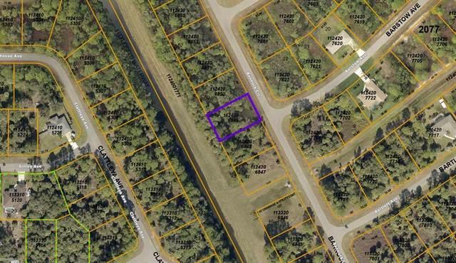Bannock Circle, North Port, FL 34288 (MLS #C7447077) :: Everlane Realty