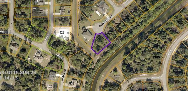 Lot 59 Snowdrop Court, North Port, FL 34288 (MLS #C7447093) :: The Hustle and Heart Group