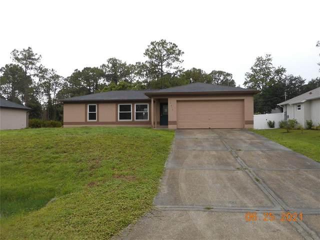 3717 Lubec Avenue, North Port, FL 34287 (MLS #C7447113) :: Godwin Realty Group