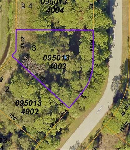 O Shea Street, North Port, FL 34291 (MLS #C7447136) :: Everlane Realty