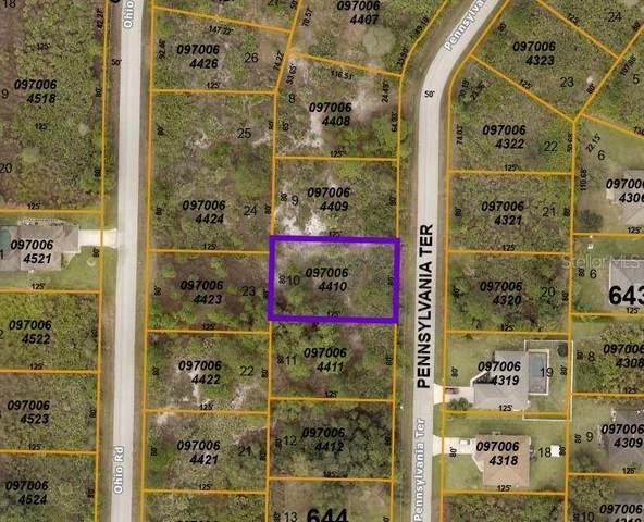 Lot 10 Pennsylvania Terrace, North Port, FL 34291 (MLS #C7447139) :: Everlane Realty