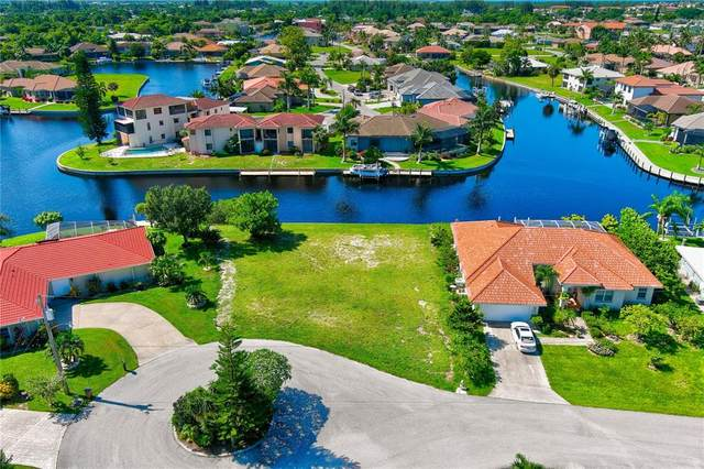 705 Via Formia, Punta Gorda, FL 33950 (MLS #C7447192) :: Gate Arty & the Group - Keller Williams Realty Smart