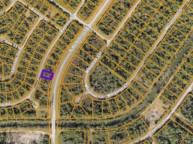 Kamain Road, North Port, FL 34288 (MLS #C7447206) :: RE/MAX Elite Realty