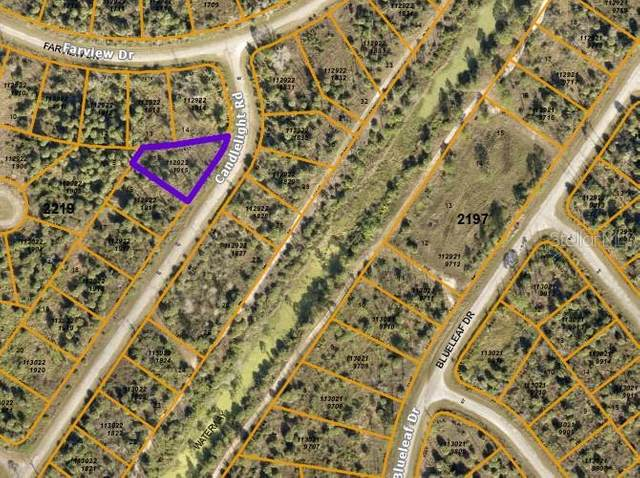 Candlelight Road, North Port, FL 34288 (MLS #C7447207) :: GO Realty