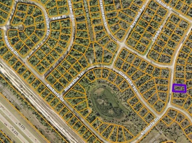 Kimberly Drive, North Port, FL 34288 (MLS #C7447209) :: GO Realty