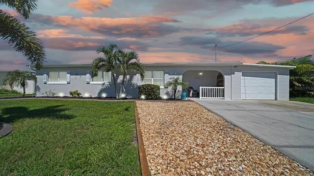136 Godfrey Avenue NE, Port Charlotte, FL 33952 (MLS #C7447211) :: GO Realty