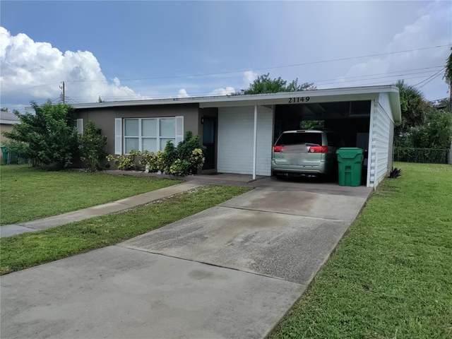 21149 Midway Boulevard, Port Charlotte, FL 33952 (MLS #C7447266) :: Cartwright Realty